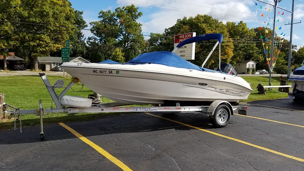 2004 SEA RAY 185 OUTBOARD SPORT for sale