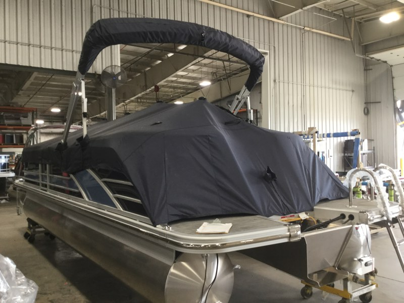 2021 Bennington boat for sale, model of the boat is 23 RFB & Image # 10 of 13