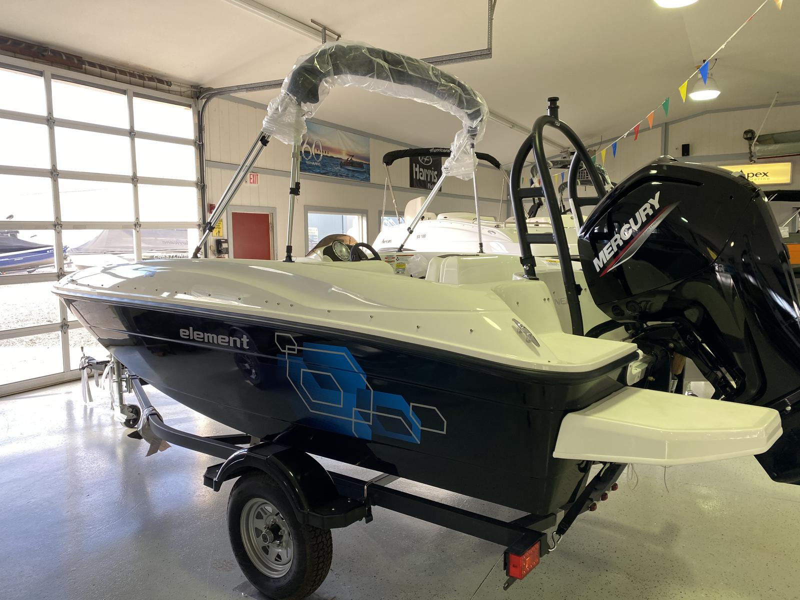 2021 Bayliner boat for sale, model of the boat is Element E16 & Image # 1 of 4