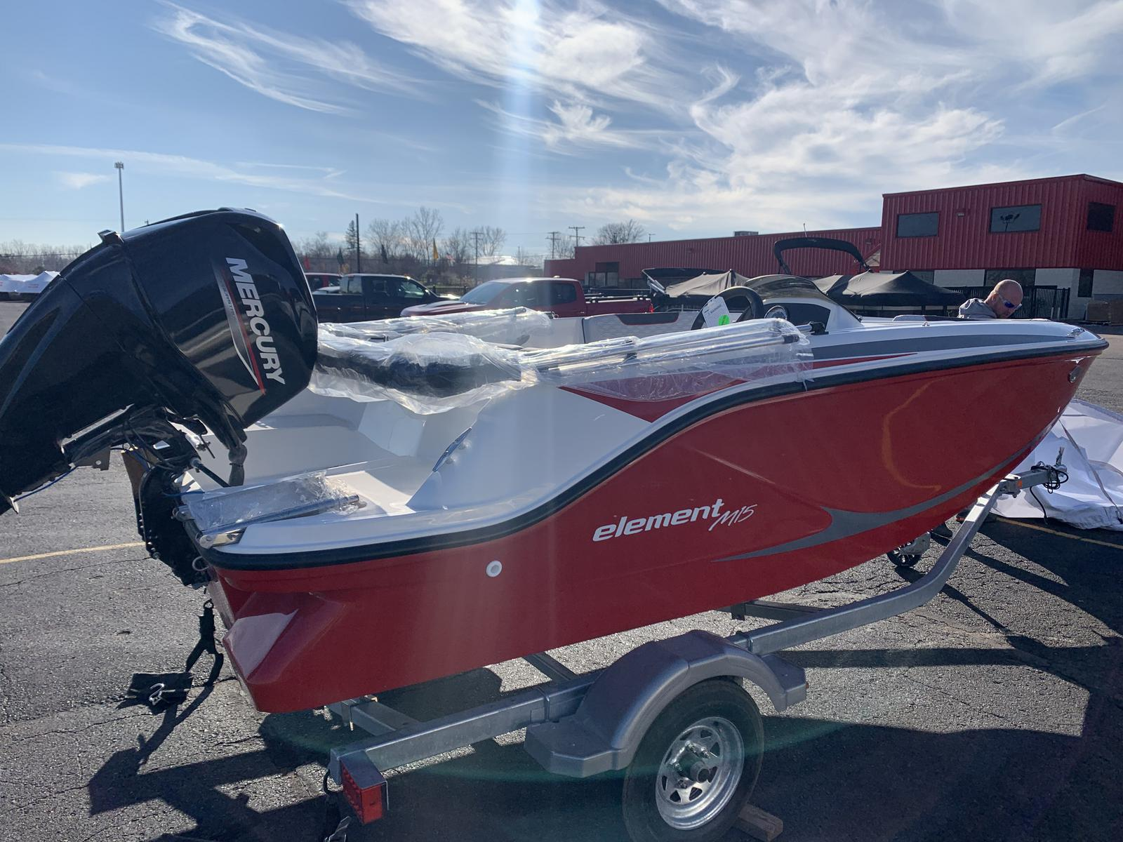 2021 Bayliner boat for sale, model of the boat is M-15 & Image # 2 of 11