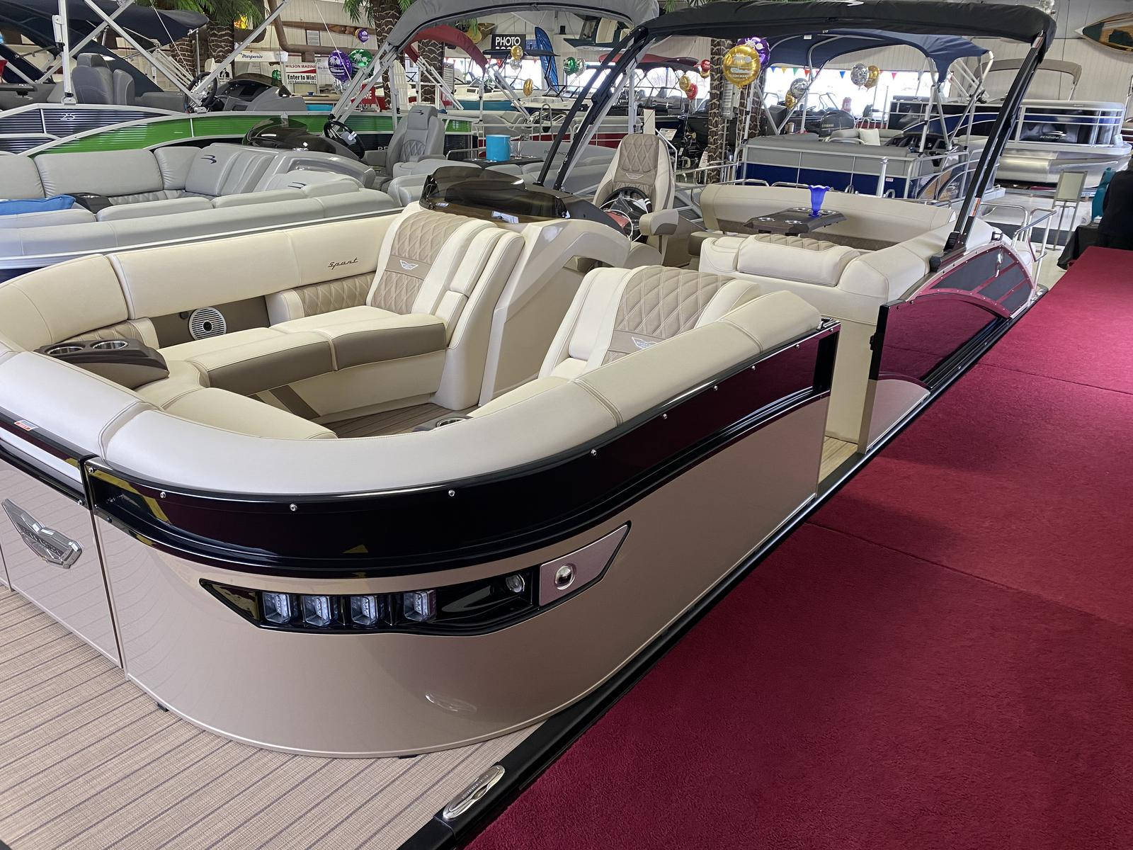 2021 Bennington boat for sale, model of the boat is 23 RXSB & Image # 5 of 7