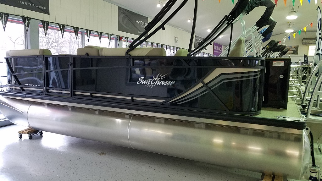 2021 SunChaser boat for sale, model of the boat is Geneva Fish 20 Fish & Image # 1 of 8