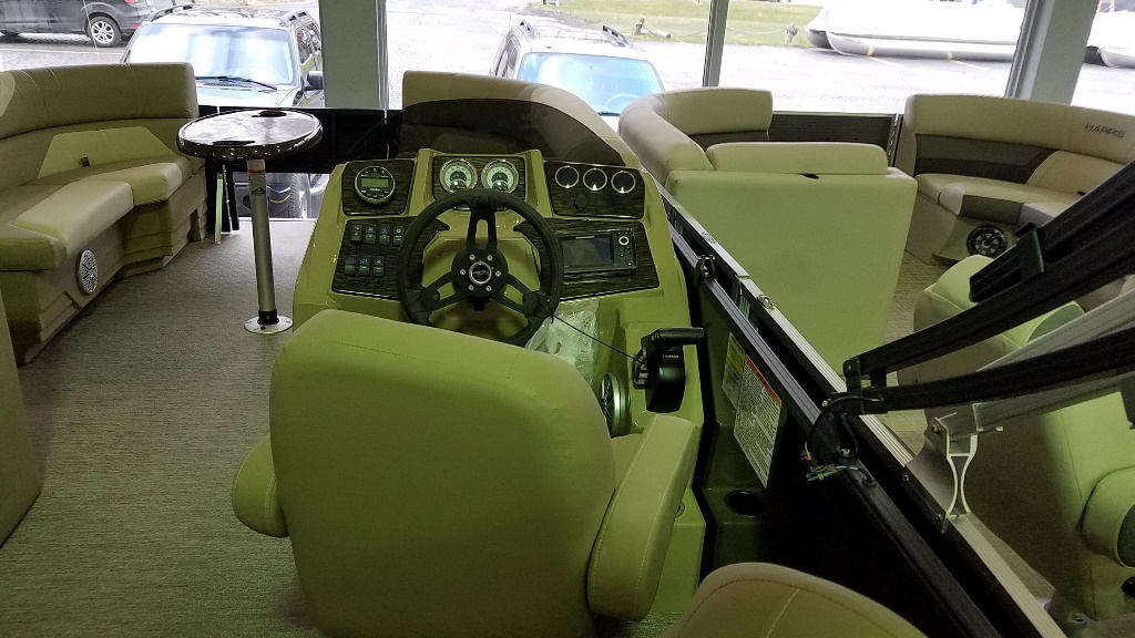 2021 SunChaser boat for sale, model of the boat is Geneva Fish 20 Fish & Image # 7 of 8
