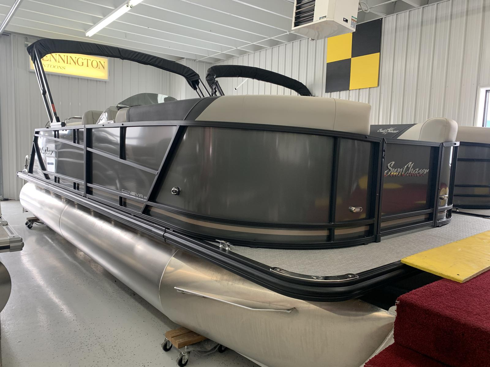 2021 SunChaser boat for sale, model of the boat is Geneva Cruise 22 SB & Image # 1 of 14