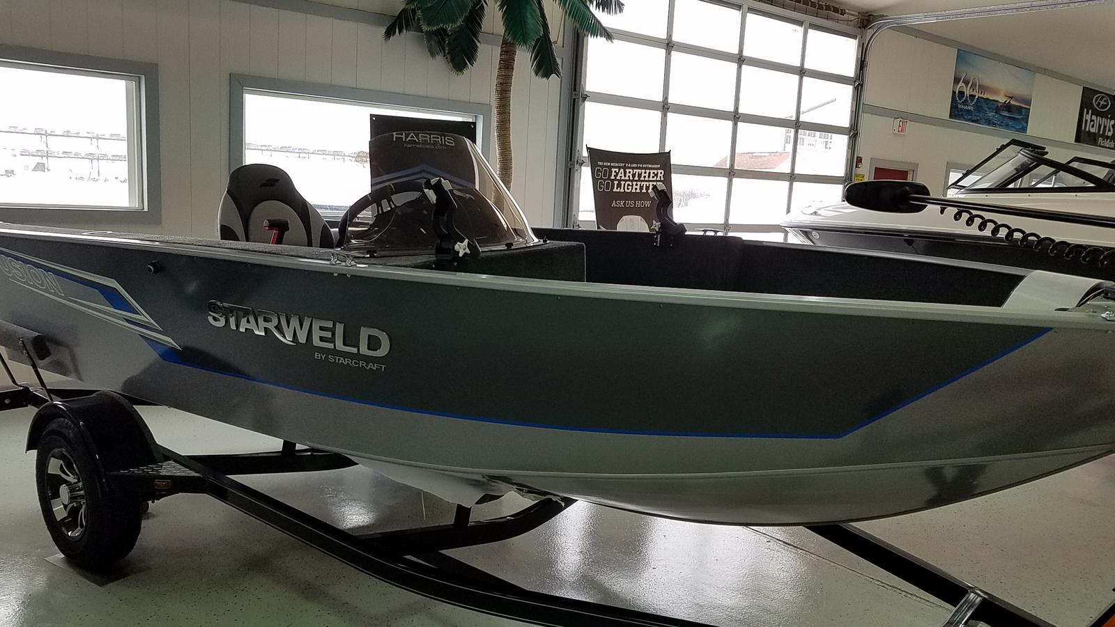 2021 Starweld boat for sale, model of the boat is Fusion 16 SC & Image # 3 of 9
