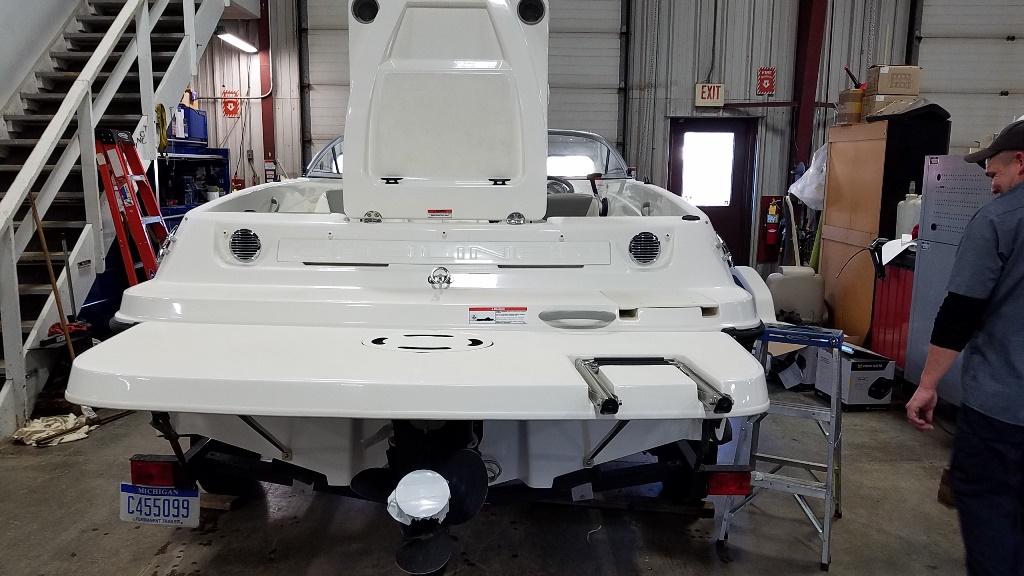 2012 Bayliner boat for sale, model of the boat is 175 BR & Image # 2 of 10