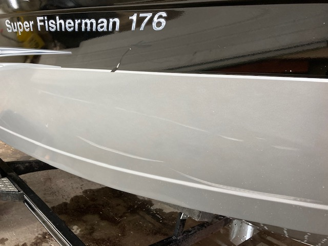 2015 Starcraft boat for sale, model of the boat is Superfisherman 176 & Image # 2 of 12