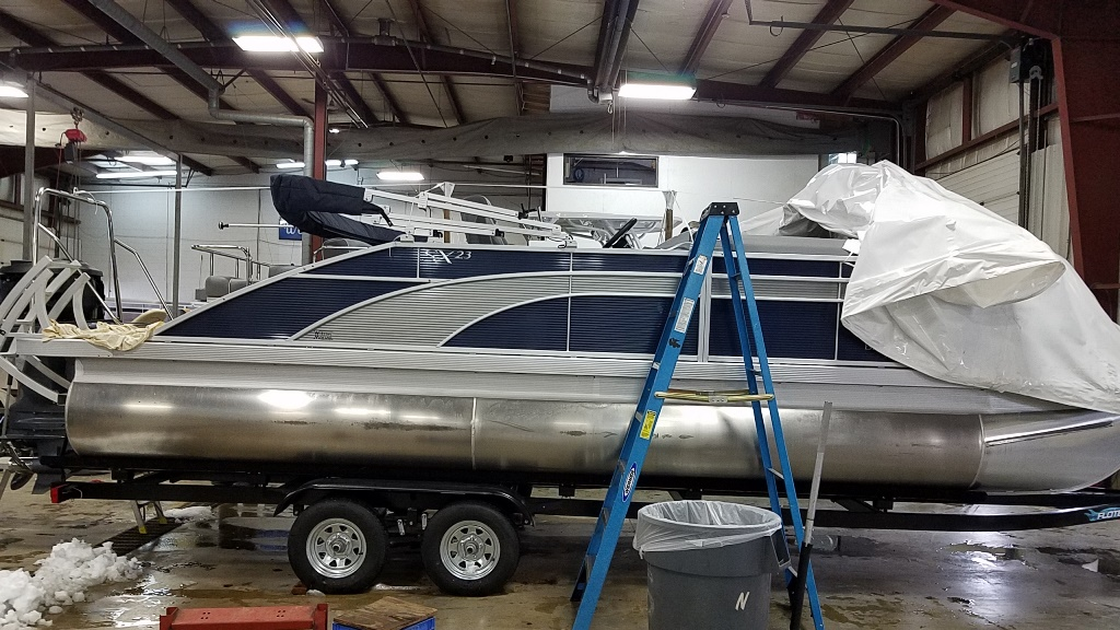 2020 BENNINGTON 23 SSBXP for sale