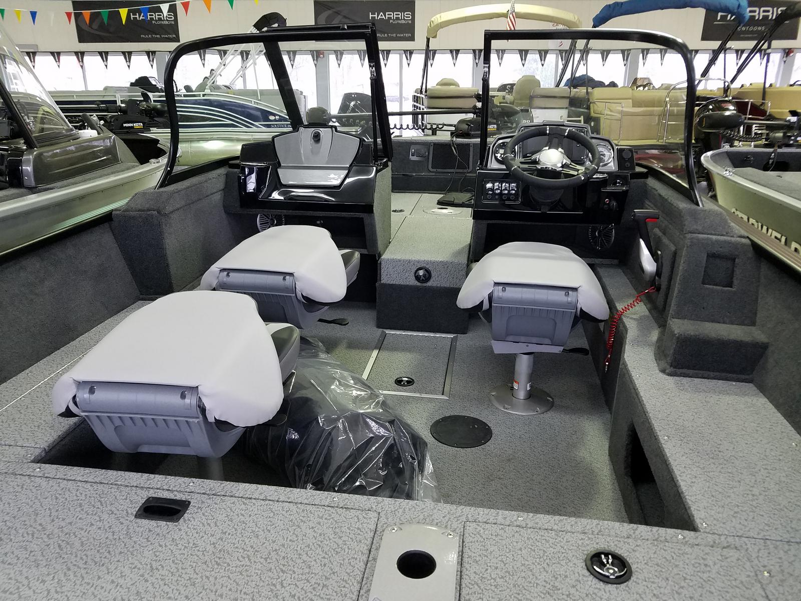 2021 Starweld boat for sale, model of the boat is Flex Pro 17 DC & Image # 2 of 7