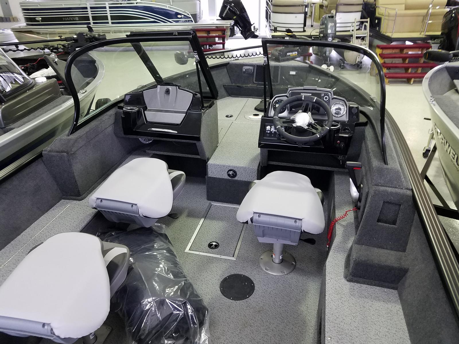 2021 Starweld boat for sale, model of the boat is Flex Pro 17 DC & Image # 3 of 7