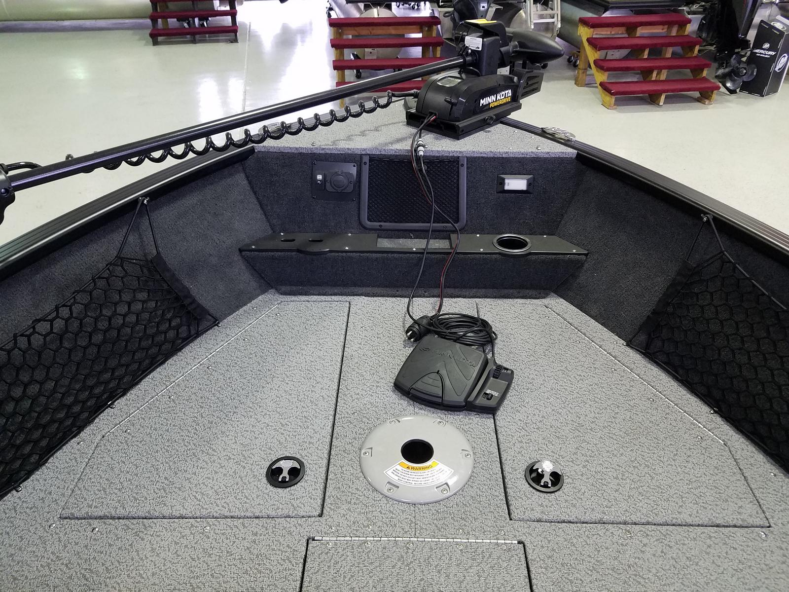 2021 Starweld boat for sale, model of the boat is Flex Pro 17 DC & Image # 4 of 7