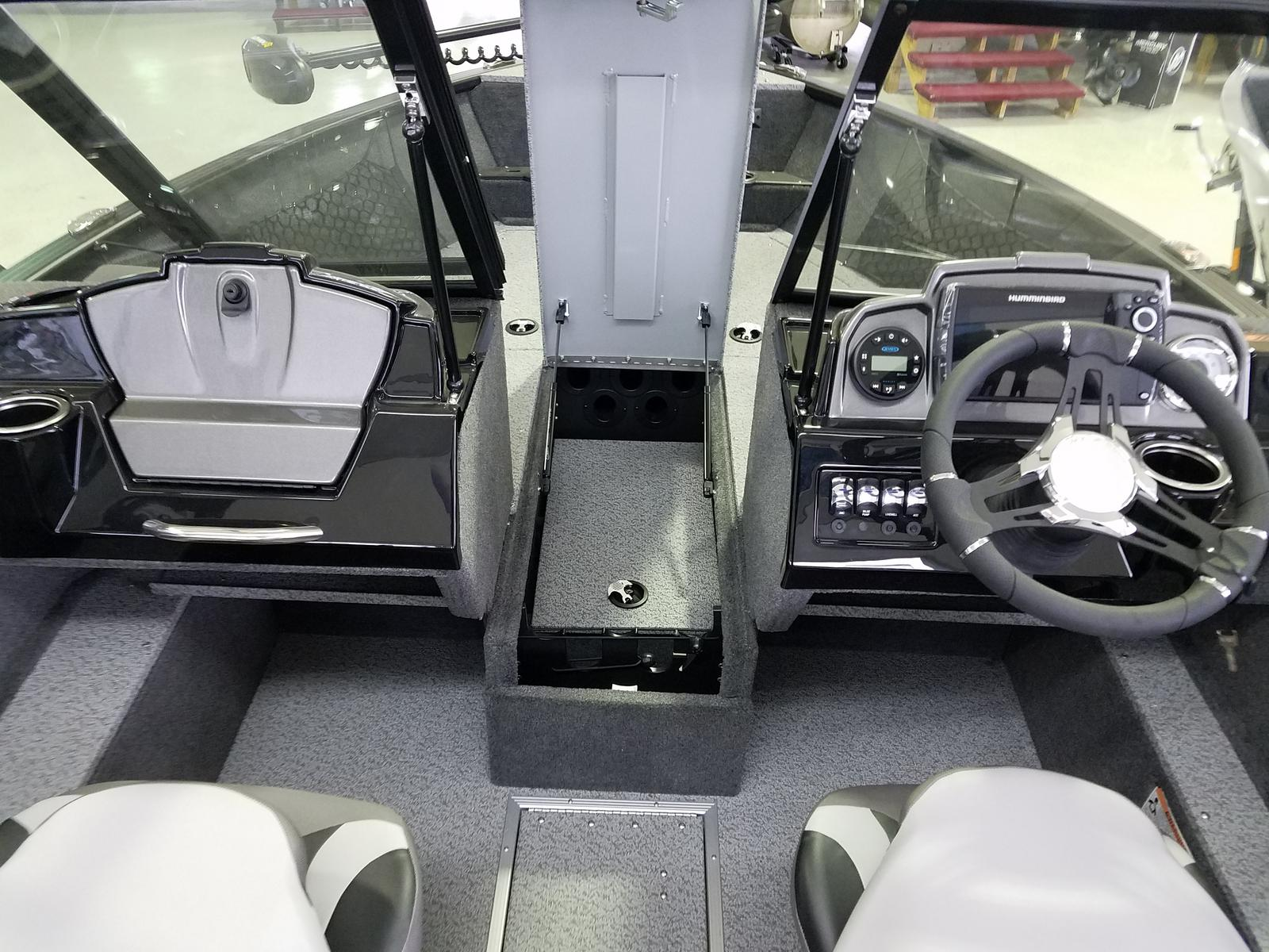 2021 Starweld boat for sale, model of the boat is Flex Pro 17 DC & Image # 6 of 7