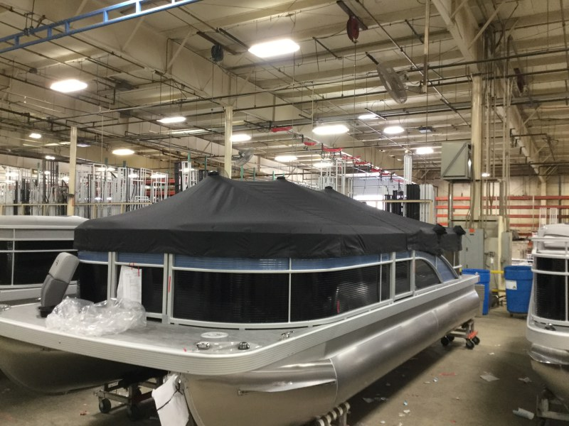 2021 Bennington boat for sale, model of the boat is 22 SSRCX & Image # 9 of 22