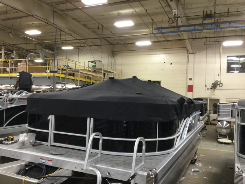 2021 Bennington boat for sale, model of the boat is 22 SSRCX & Image # 10 of 22