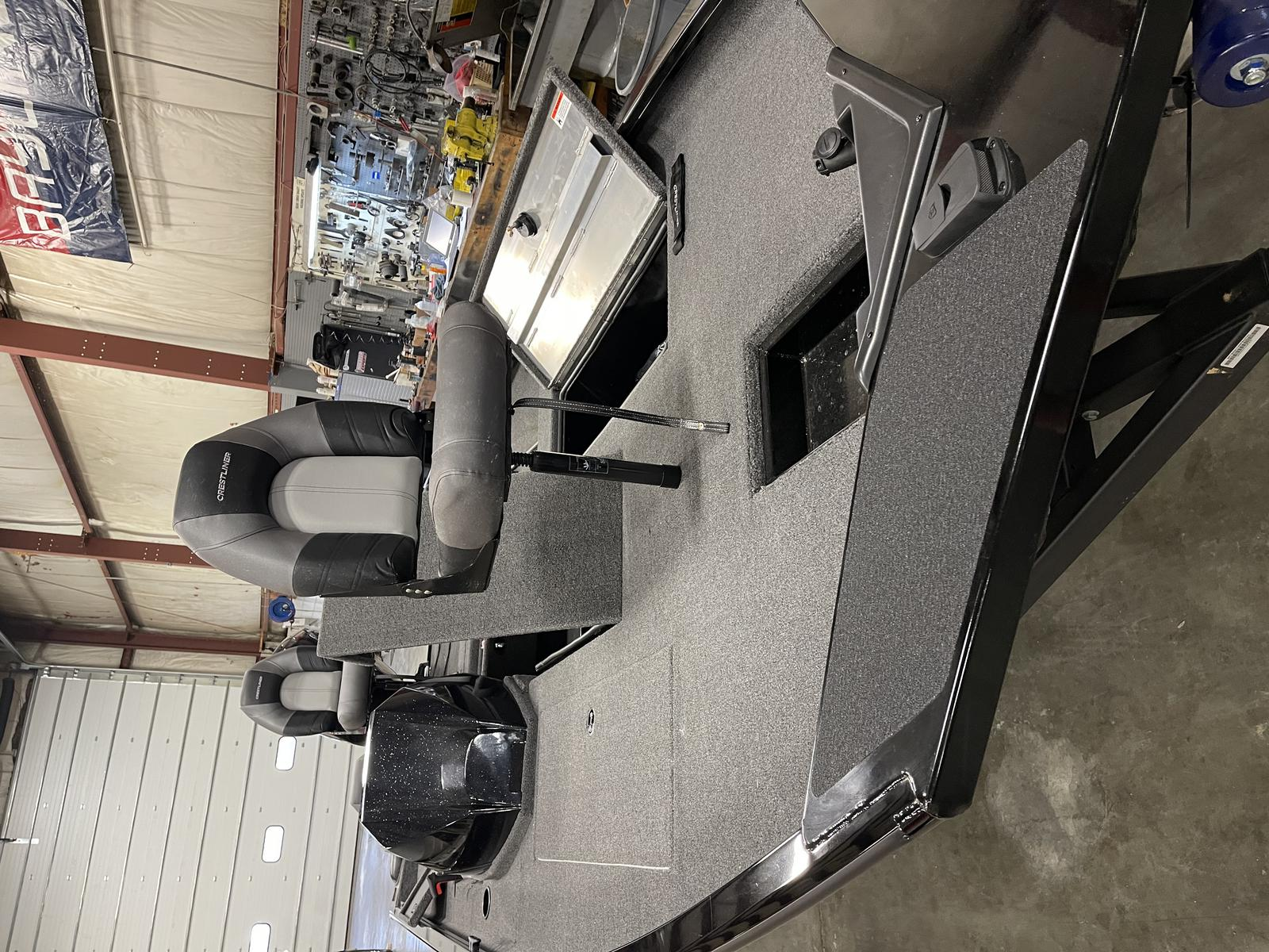 2020 Crestliner boat for sale, model of the boat is XF 189 & Image # 2 of 25