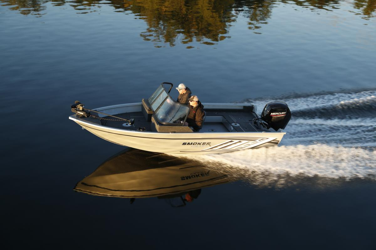 2021 Smoker Craft boat for sale, model of the boat is 176 Excursion DC Pro & Image # 7 of 7