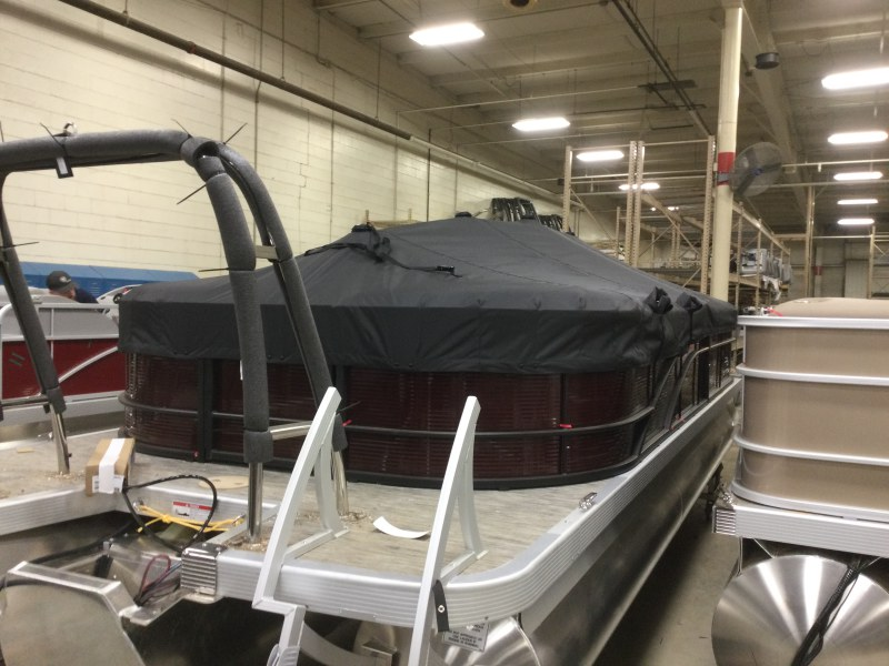 2021 Bennington boat for sale, model of the boat is 23 SSRX & Image # 10 of 23