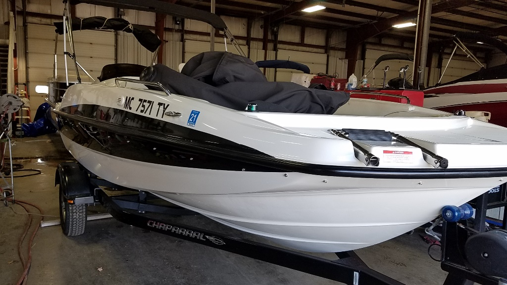 2011 Bayliner boat for sale, model of the boat is 197DB & Image # 4 of 15