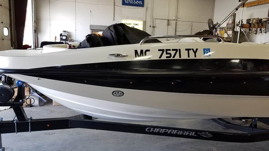2011 Bayliner boat for sale, model of the boat is 197DB & Image # 5 of 15