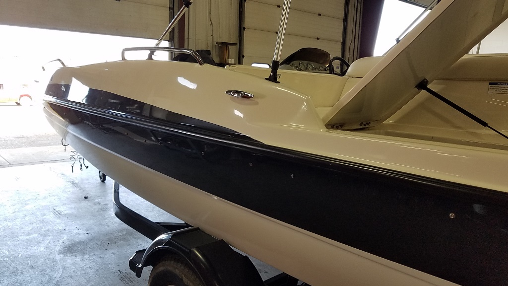2011 Bayliner boat for sale, model of the boat is 197DB & Image # 7 of 15