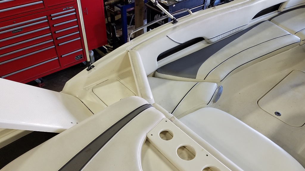 2011 Bayliner boat for sale, model of the boat is 197DB & Image # 10 of 15