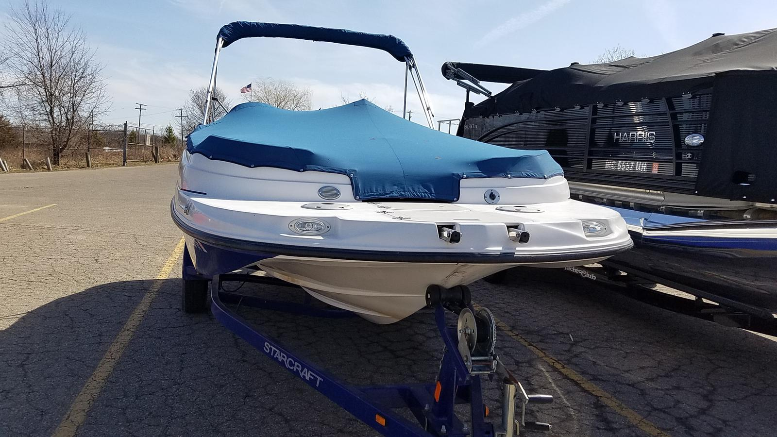 2010 Starcraft boat for sale, model of the boat is Limited 2000 I/O & Image # 2 of 13
