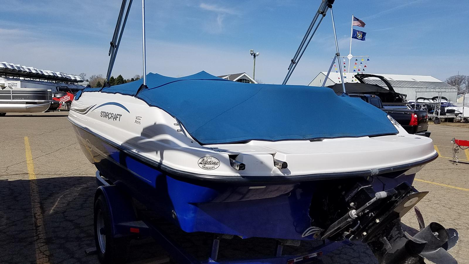 2010 Starcraft boat for sale, model of the boat is Limited 2000 I/O & Image # 3 of 13