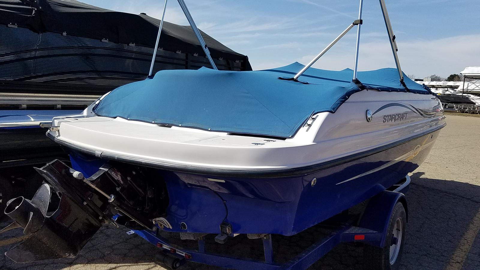 2010 Starcraft boat for sale, model of the boat is Limited 2000 I/O & Image # 4 of 13