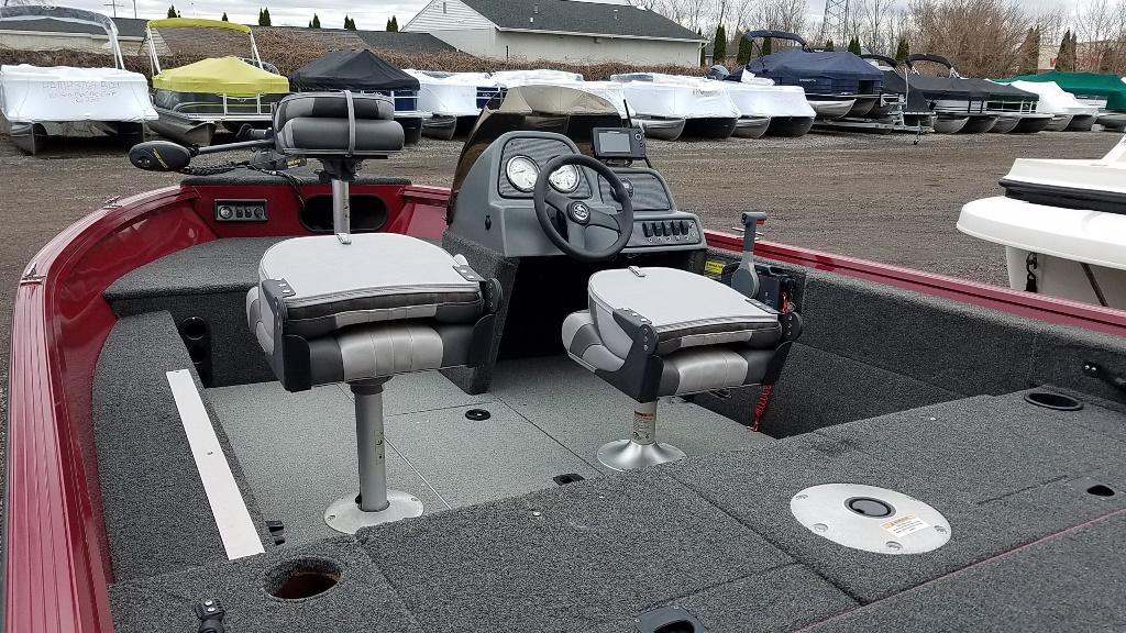 2015 Polar Kraft boat for sale, model of the boat is 165 SC & Image # 3 of 9