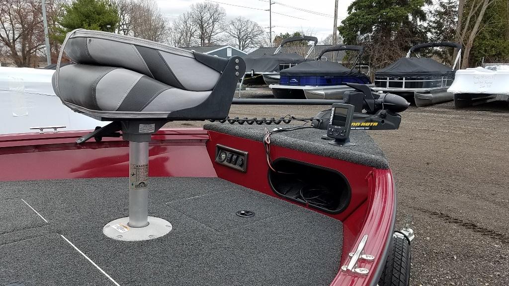 2015 Polar Kraft boat for sale, model of the boat is 165 SC & Image # 5 of 9