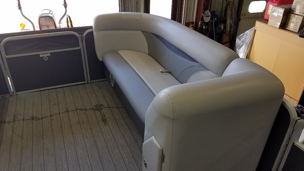 2018 Sweetwater boat for sale, model of the boat is SW 2186 C & Image # 11 of 15