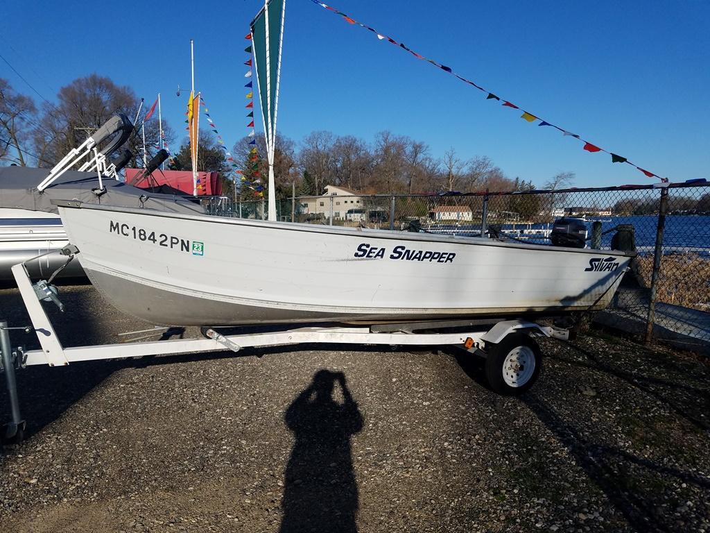 1993 SYLVAN SEA SNAPPER 14 for sale