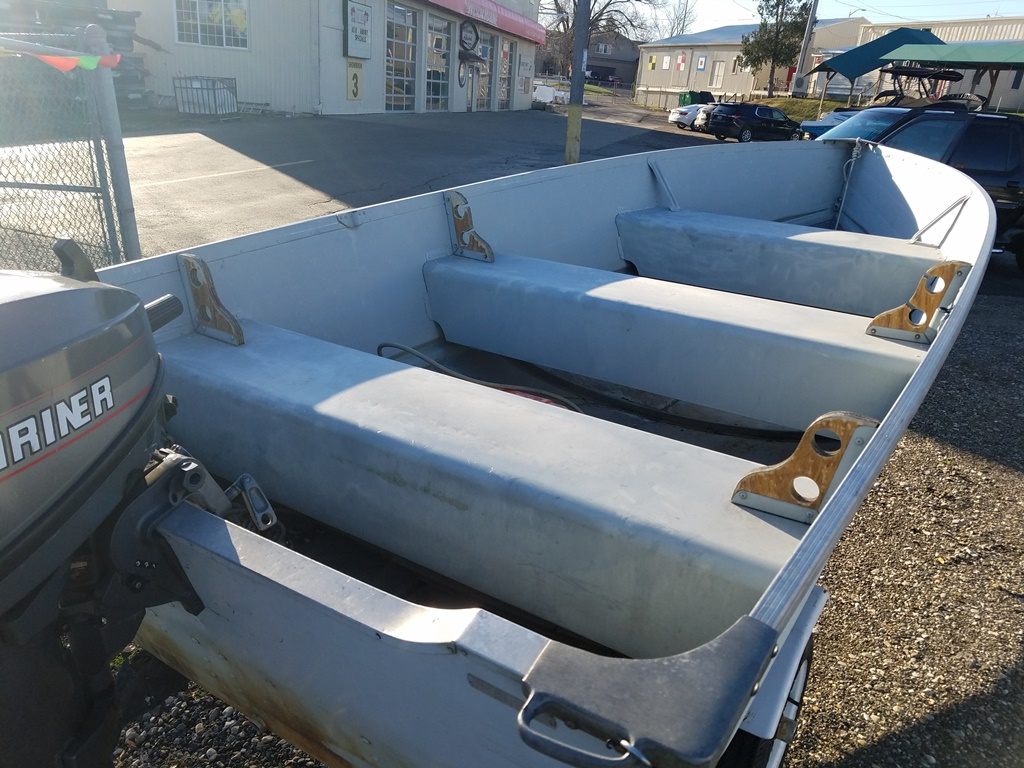 1993 Sylvan boat for sale, model of the boat is Sea Snapper 14 & Image # 3 of 3