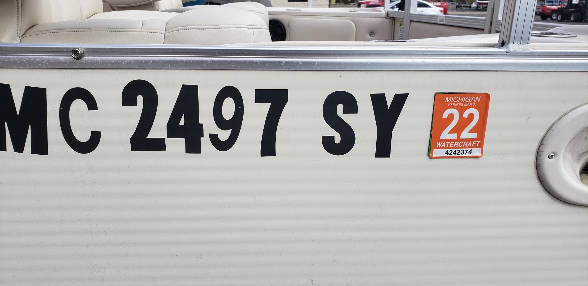 2007 Bennington boat for sale, model of the boat is 2577RFS & Image # 3 of 12