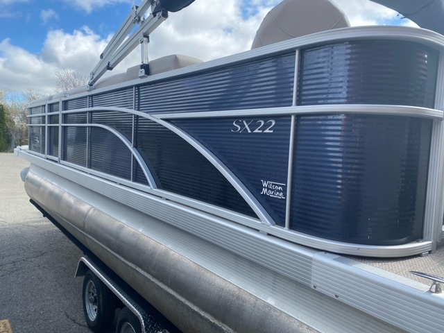 2019 Bennington boat for sale, model of the boat is 22 SSXAPG & Image # 9 of 11