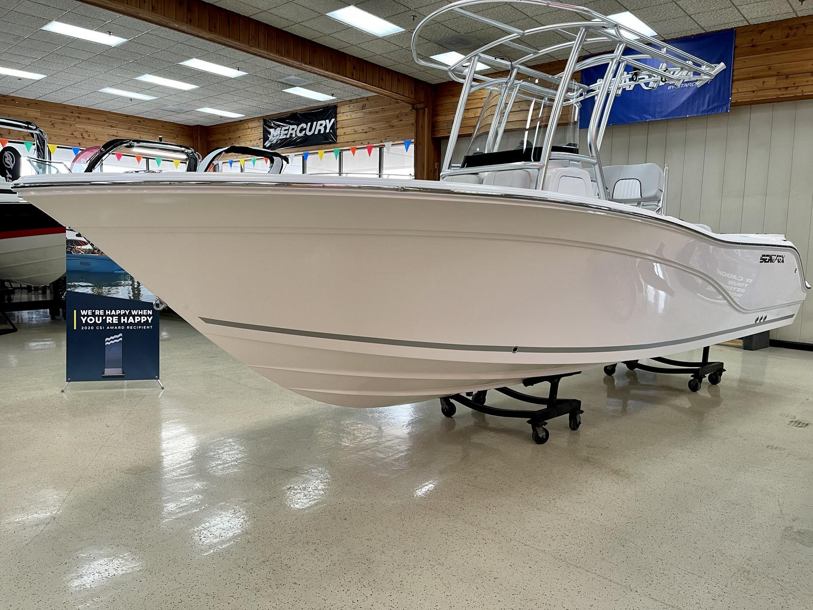 2021 Sea Fox boat for sale, model of the boat is 228 Commander & Image # 1 of 21