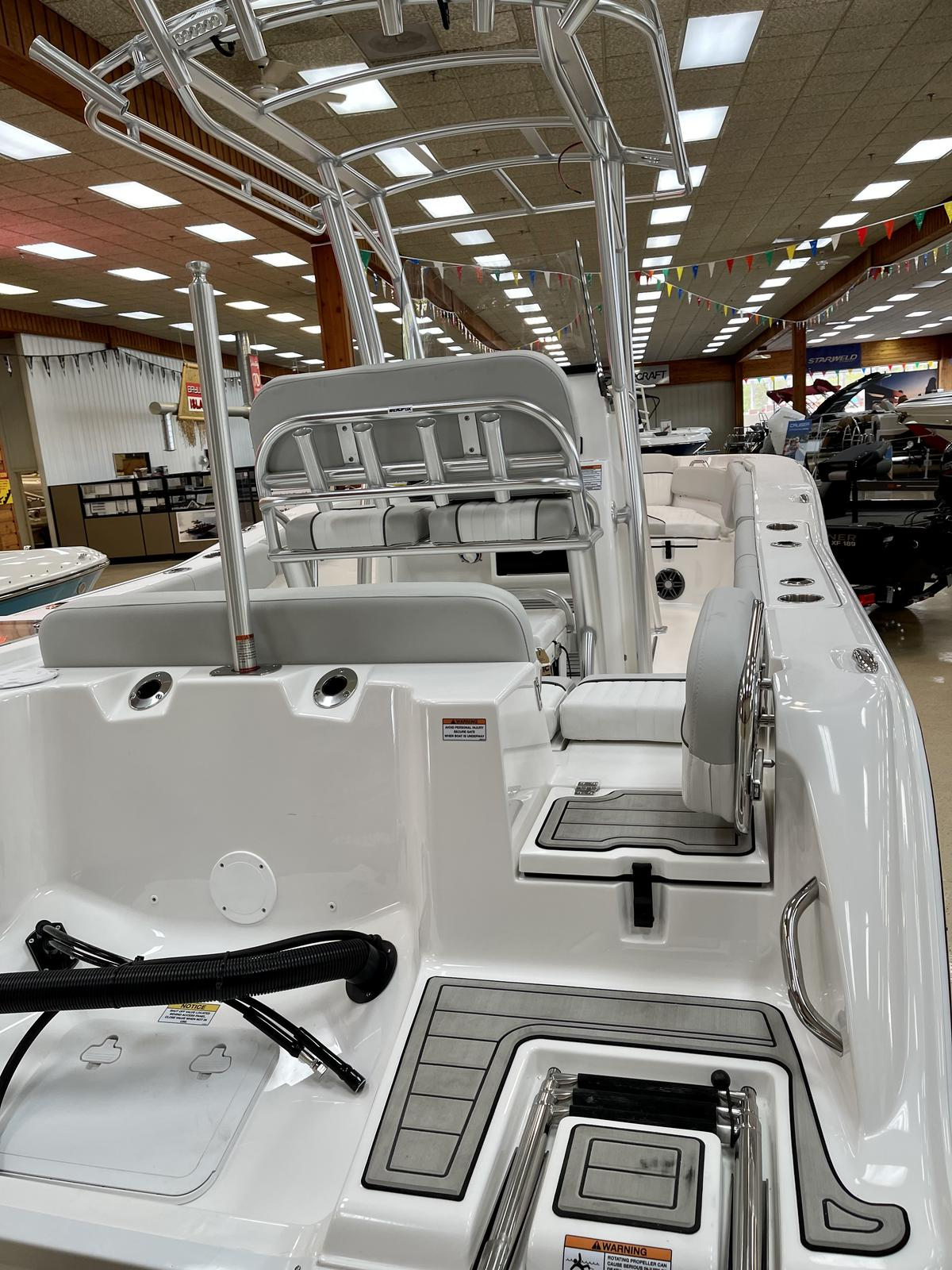 2021 Sea Fox boat for sale, model of the boat is 228 Commander & Image # 8 of 21
