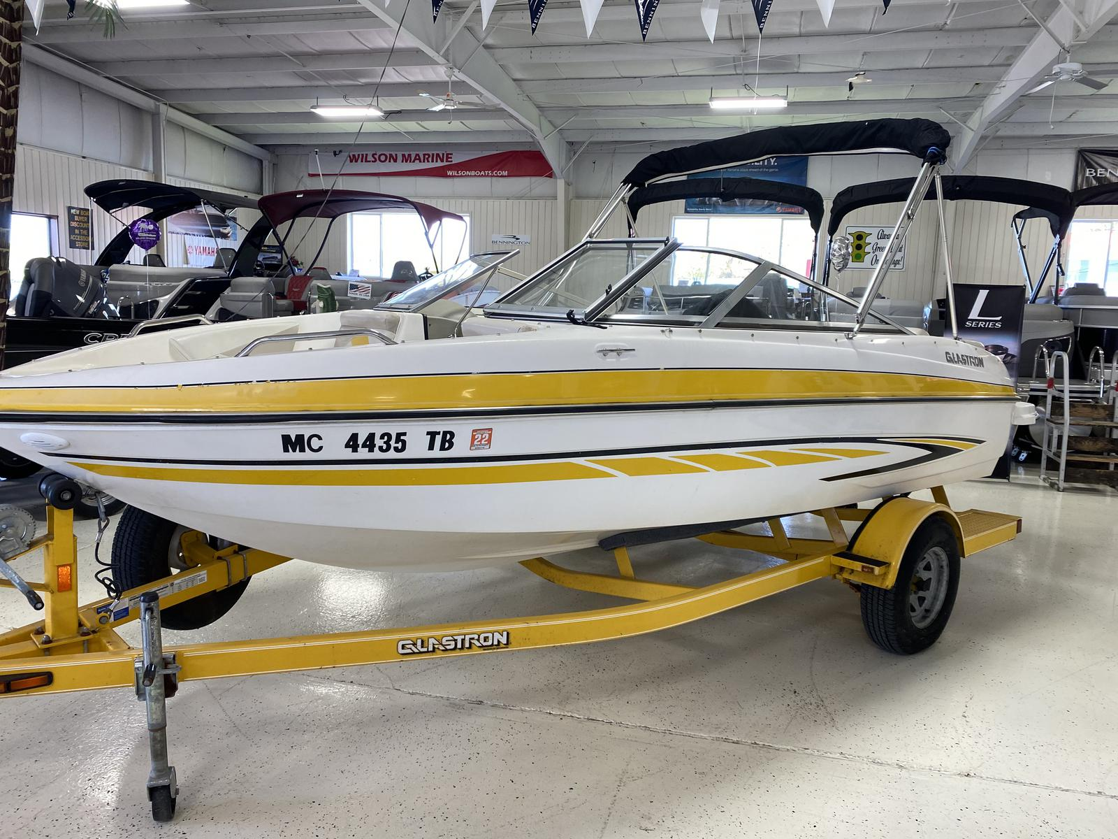 2007 GLASTRON GT185 for sale