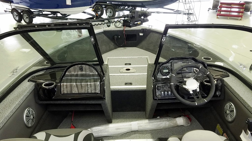 2021 Starweld boat for sale, model of the boat is Fusion Pro 18 DC Pro & Image # 3 of 12