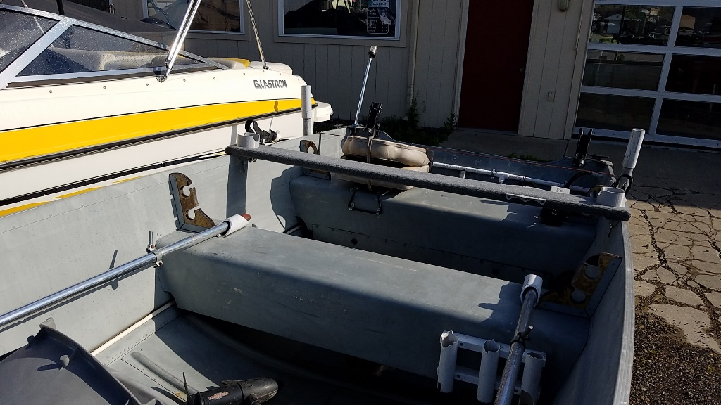 1997 Sylvan boat for sale, model of the boat is Sea Snapper 14 & Image # 4 of 5