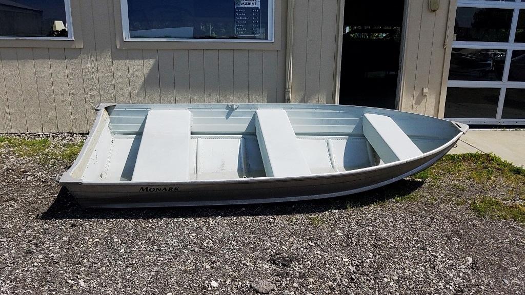 2003 Monark boat for sale, model of the boat is SL 12 & Image # 1 of 2