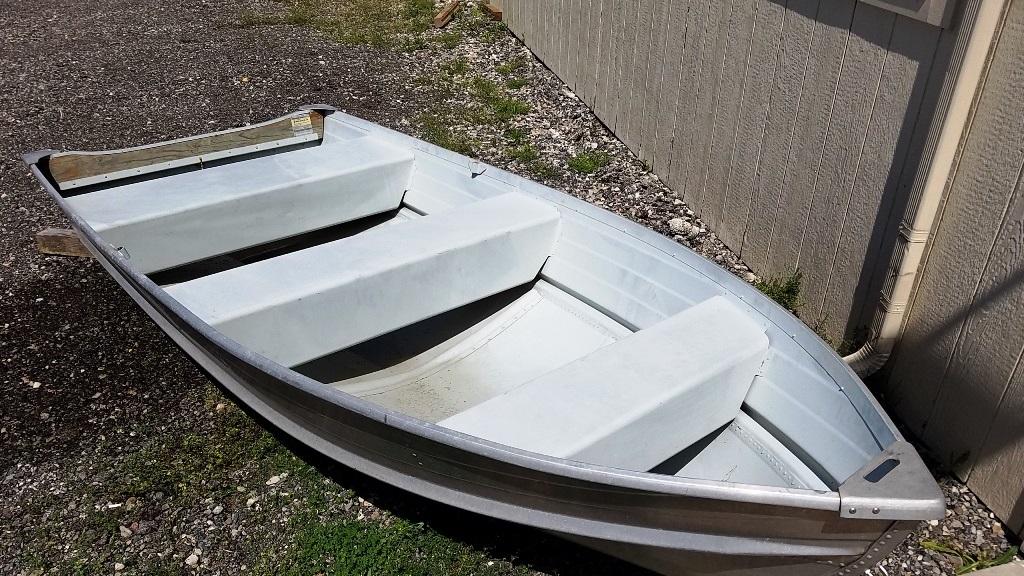 2003 Monark boat for sale, model of the boat is SL 12 & Image # 2 of 2