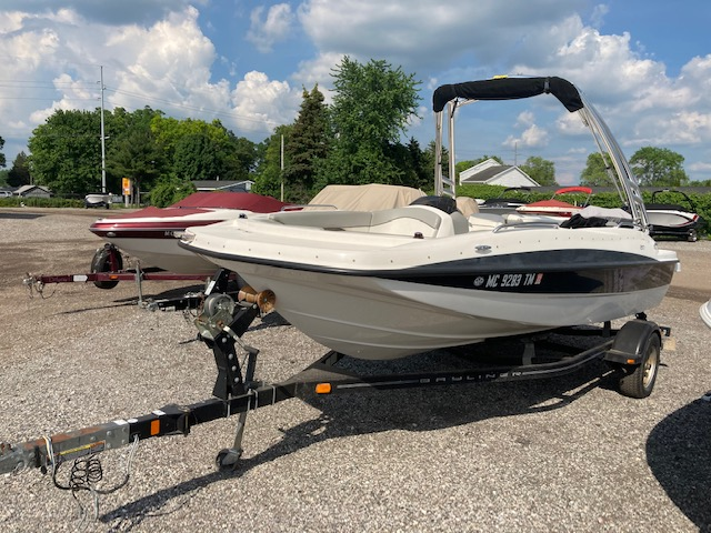 2012 Bayliner boat for sale, model of the boat is 197 SD & Image # 11 of 14