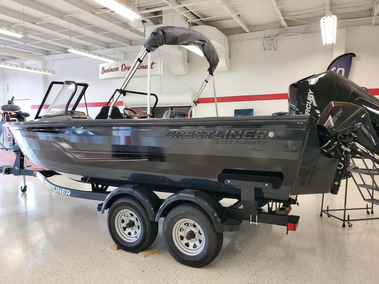 2021 Crestliner boat for sale, model of the boat is 2050 Authority & Image # 1 of 11