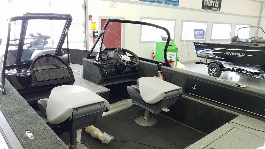 2021 Starweld boat for sale, model of the boat is Fusion Pro 16 DC Pro & Image # 3 of 7