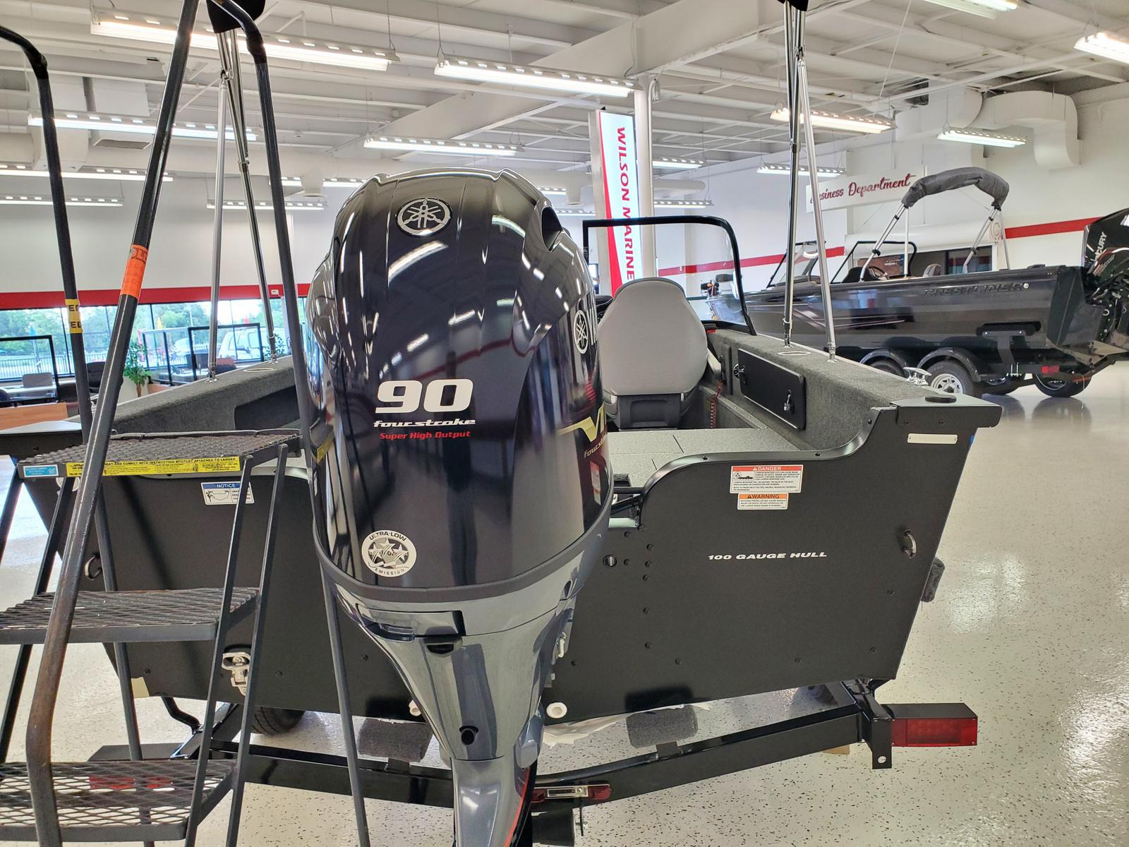 2021 Starweld boat for sale, model of the boat is Fusion Pro 16 DC Pro & Image # 2 of 2