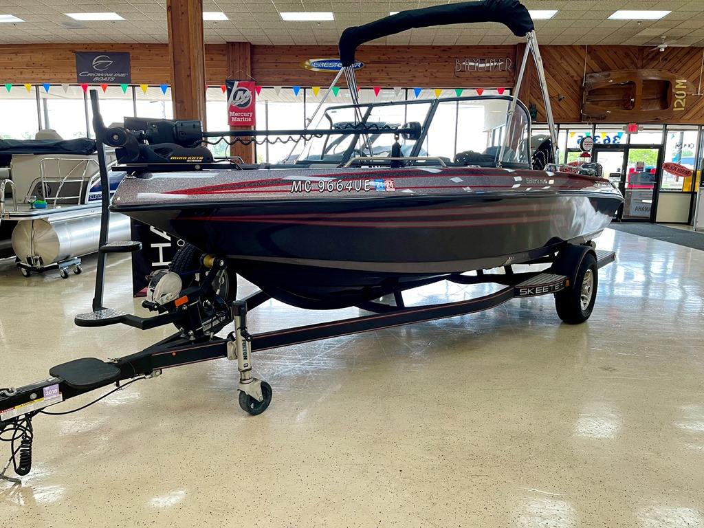 2018 Skeeter boat for sale, model of the boat is Solera 189 & Image # 7 of 16