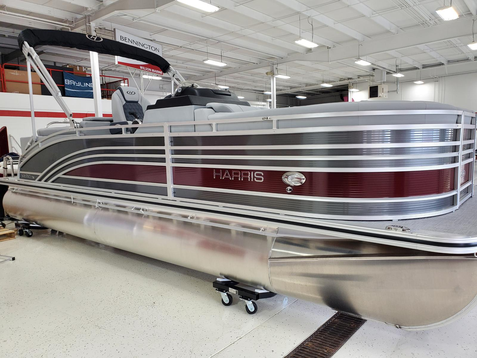 2021 Harris boat for sale, model of the boat is Solstice 230 & Image # 1 of 15