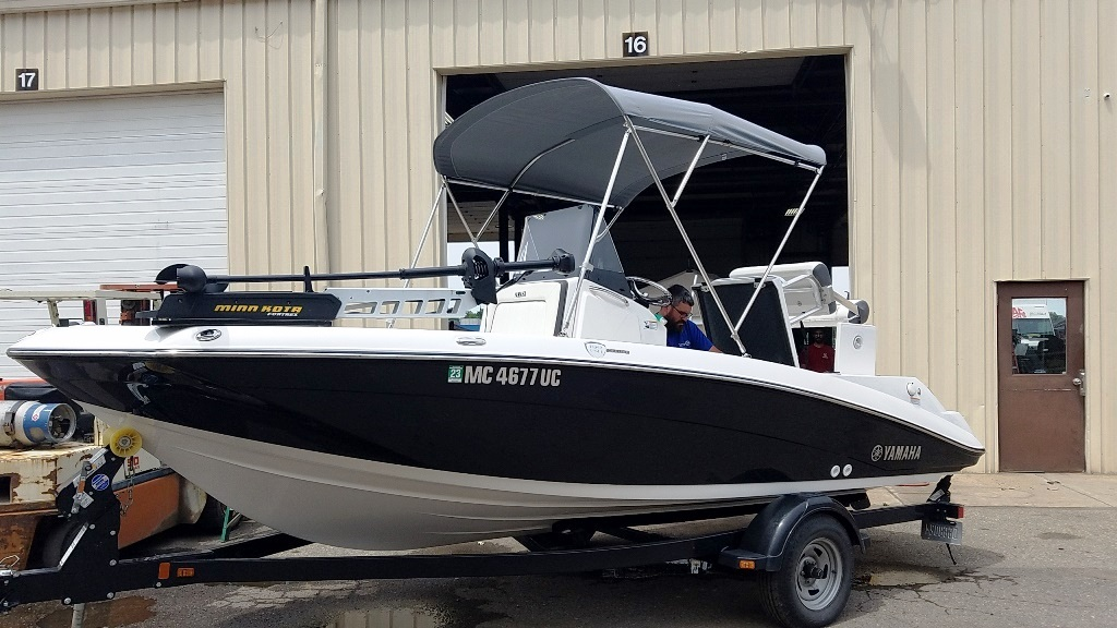 2016 YAMAHA 190 FSH DELUXE for sale
