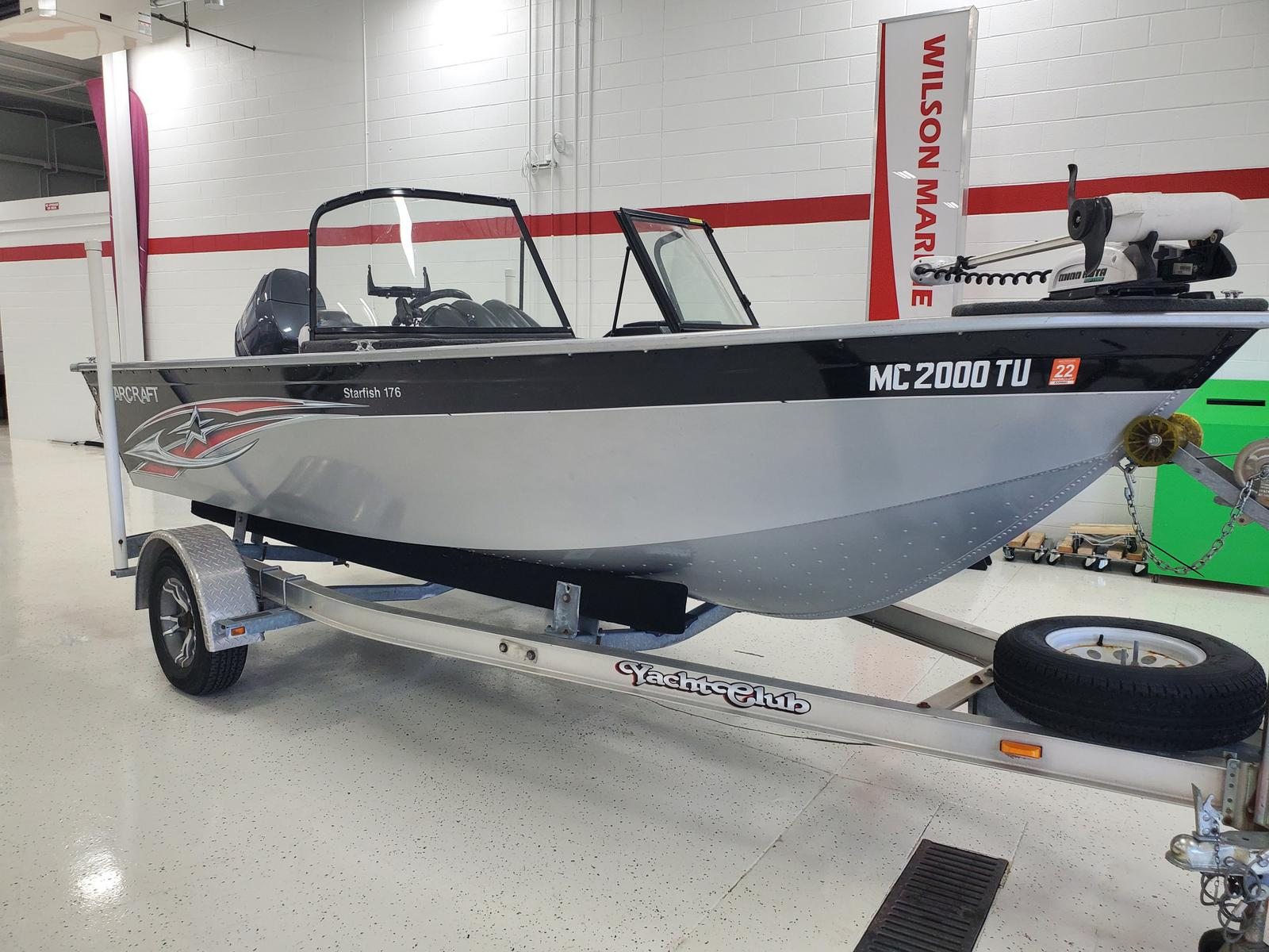 2014 Starcraft boat for sale, model of the boat is Starfish 176 & Image # 2 of 4